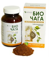 «БИОЧАГА» (Inonotus Obliquus) – сублимированный экстракт гриба чаги (6 г)